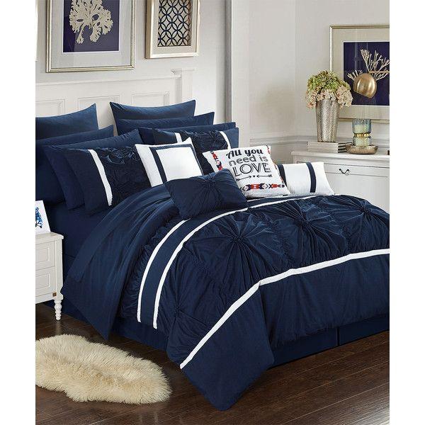 Bedroom Paint Ideas Pictures Pic Of Bedroom Interior Bedroom Ideas Mattress On Floor Bedroom Sets For Men: 1000+ Ideas About Navy Blue Comforter On Pinterest