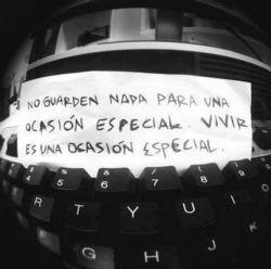 Vive la vida a tope!! #amor #animo #alegria #mujer #motivacion #inspiracion #felicidad #desarrol ...
