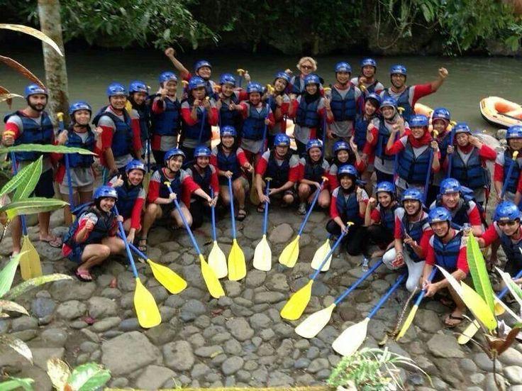 Top 15#meeting di ubud, rafting