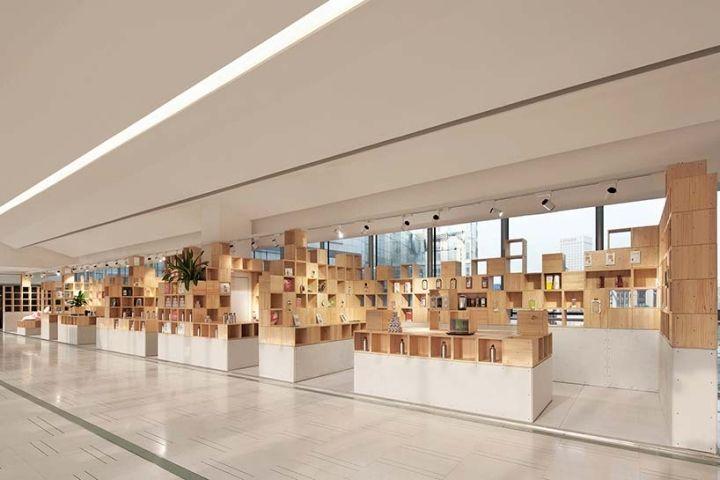 Wakaka temporary store by Penda, Tianjin – China » Retail Design Blog