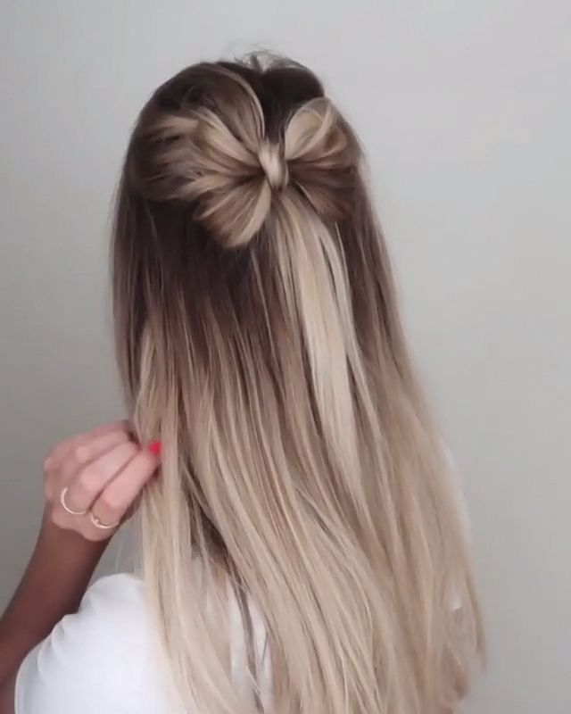 #hair #haircut #hairstyle #hairtutorials #hairstyles #haircolor #bridalhair #weddinghair #braided #braids #updos #Updostutorials