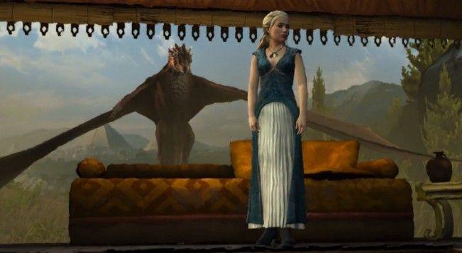Critique du 4ème épisode de la saga Game of Thrones par Telltale où les choses ne font qu'empirer #Forrester #GoT