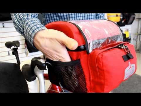 Arkel Waterproof Handlebar Bag - Large