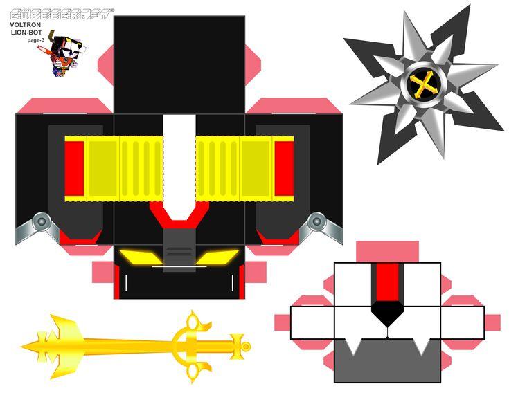 Voltron Part 3 Credit to :- https://randyfivesix.deviantart.com/art/VOLTRON-pt-3-187426863