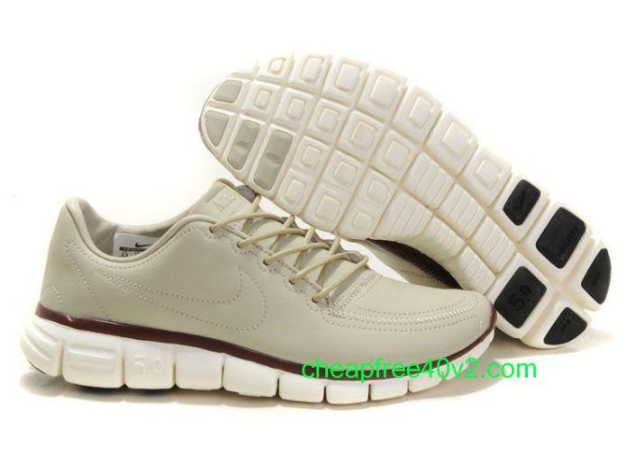 For5188 Nike Free 5.0 V4 Deconstruct Men's Shoe Sandtrap/Sail-Team