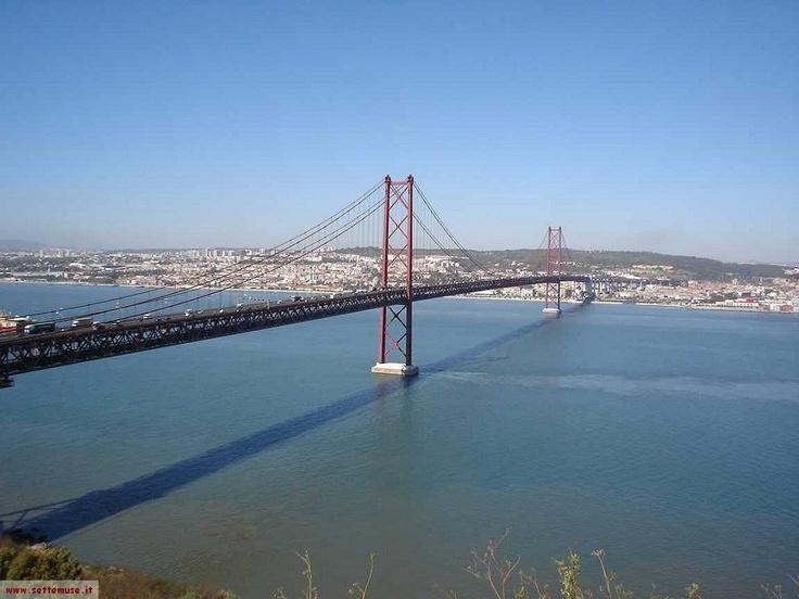 #Lisbona, Ponte 25 de Abril