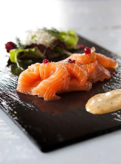 Salmone marinato #bjork #swedishbrasserie #sidestore #bjorkaosta #bjorkmilano