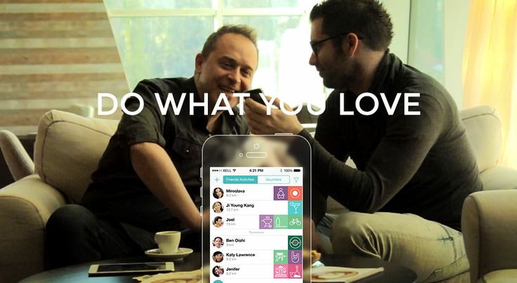 IjoinApp - do what you love