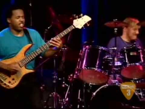 So, if you've never heard of Victor Wooten, you should know that you should wear some protective head gear before listening to this because your head might explode.