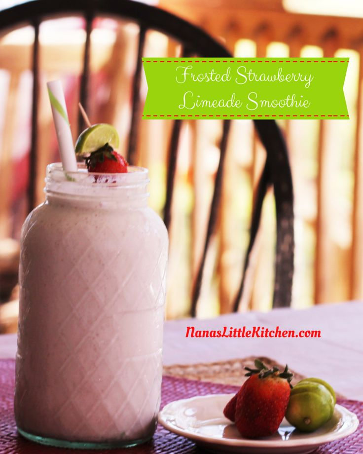 Here's the long promised blog post for my Frosted Strawberry Limeade Smoothie! It is a spin off of my original creation from a couple of summers ago which I called Lemonade Frosty a great tasting fuel pull smoothie that was so sweet and creamy you'd never suspect it of being any part of a weight...Read More »