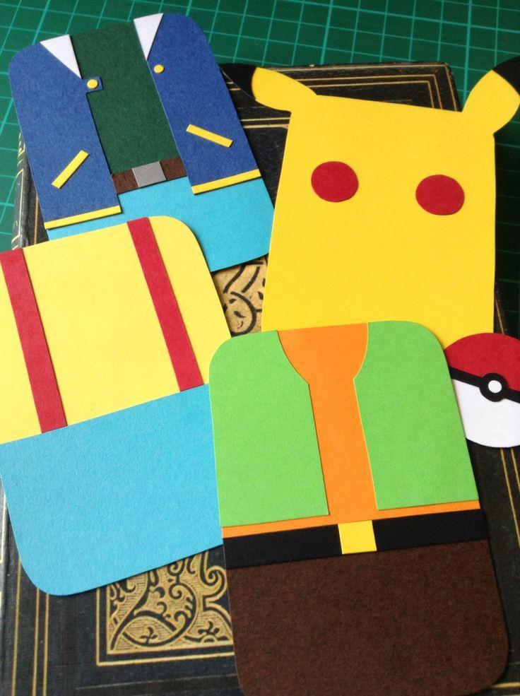 Ash, Pikachu, Misty, and Brock.