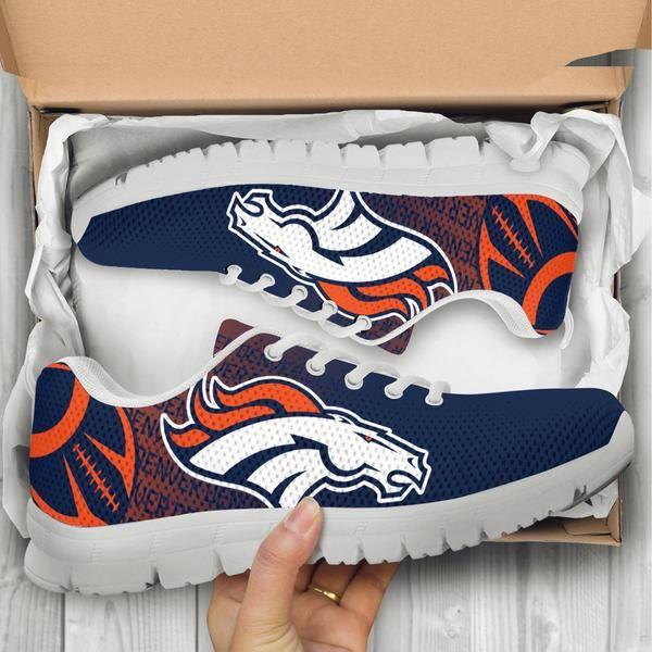 f9316a3c7e50c Denver Broncos running shoes. | Denver Broncos | Denver broncos ...