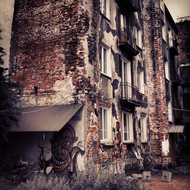 Warsaw - Praga District #1