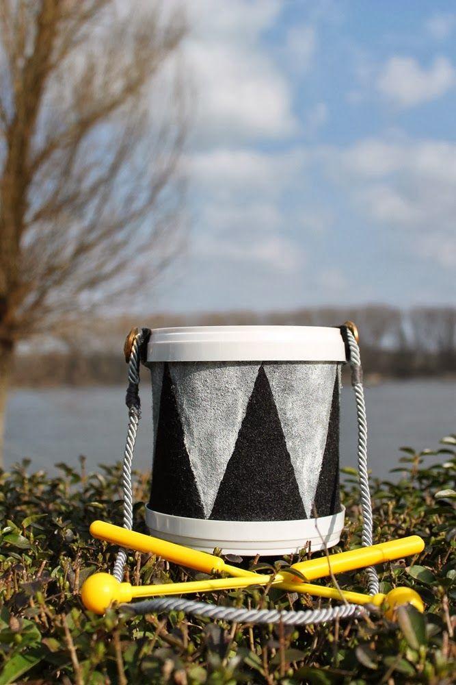 how to make easy bongos