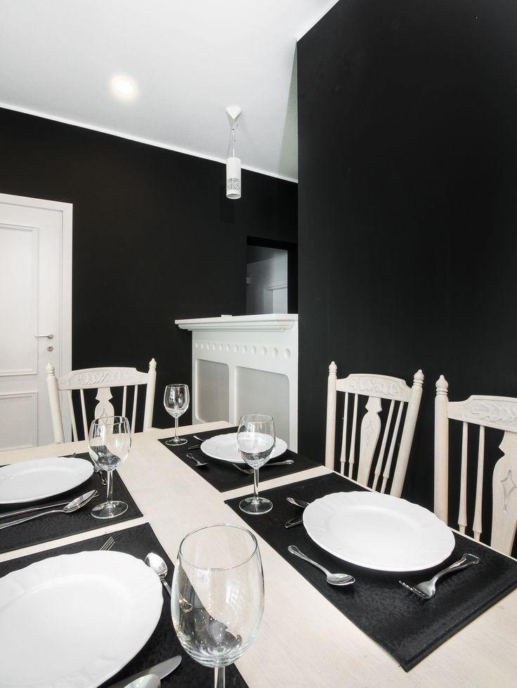 Take a look at our dining area #CasaBlanca #Croatia #Zagreb #interior #exterior #rooms