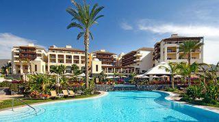 Hotel Vincci La Plantacion del Sur, Costa Adeje, Teneriffe - wonderful hotel!