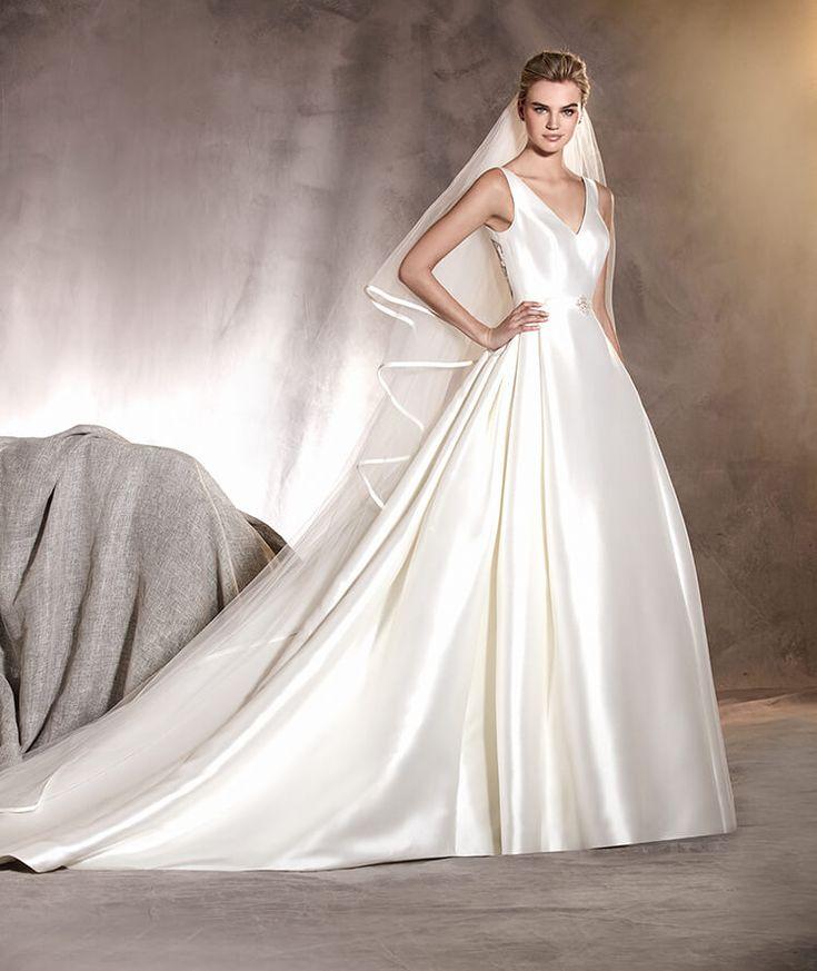 Wedding Dress 2017 Style S17007