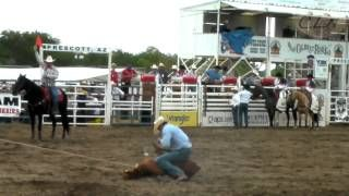Prescott rodeo - YouTube