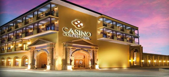 #Enjoy Casino Colchagua #Chile - #Pinterest-Casinos-About-Chile
