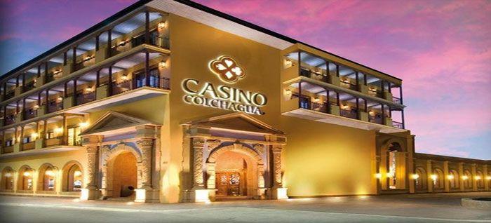 #Enjoy Casino Colchagua #Chile - #Pinterest-Casinos-About-Chile