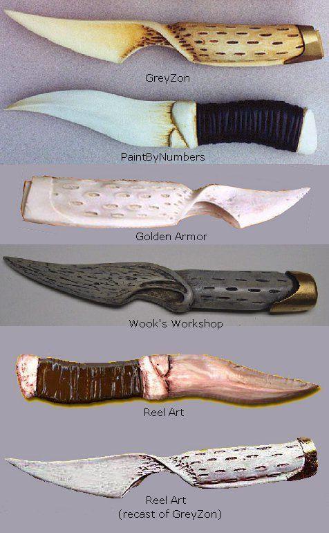 Crysknife how-to