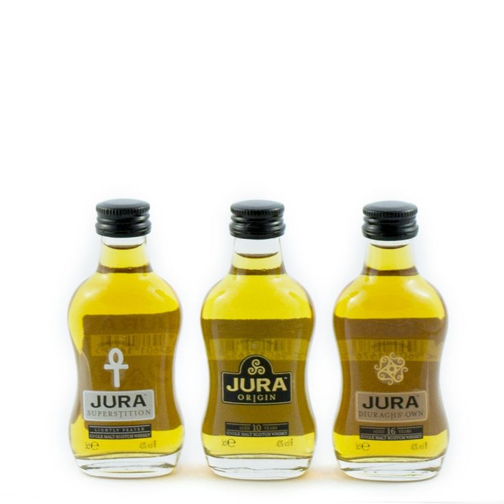 jura miniatures gift set