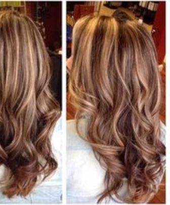 this color too, maybe with only a little more blonde highlights.