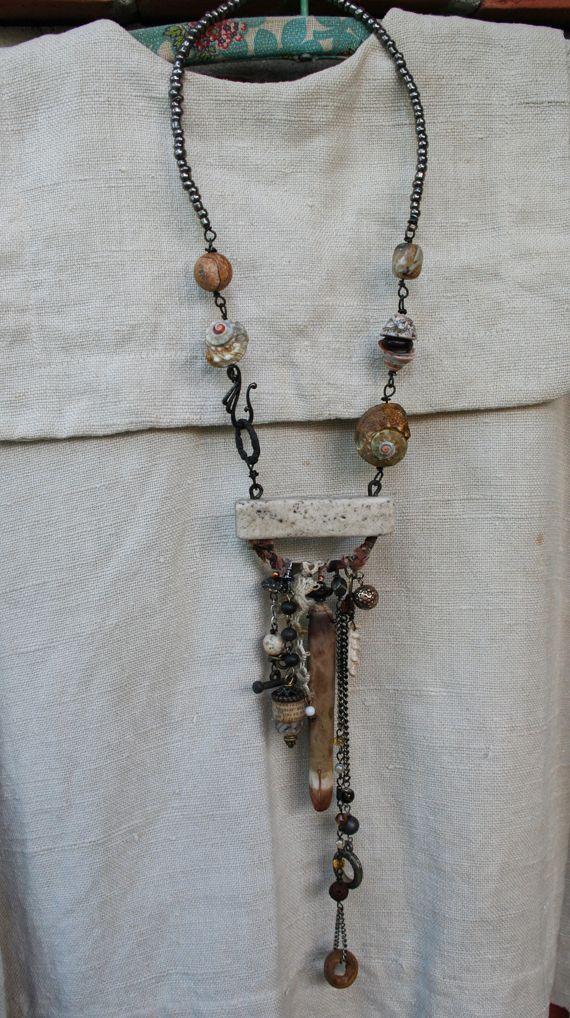 Jewelry From Found Objects   found object jewelry
