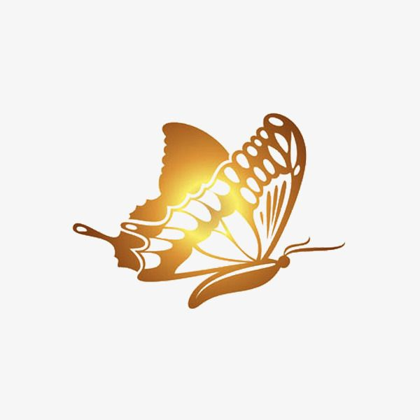 Golden Butterfly Butterfly Background Butterfly Images Love Background Images