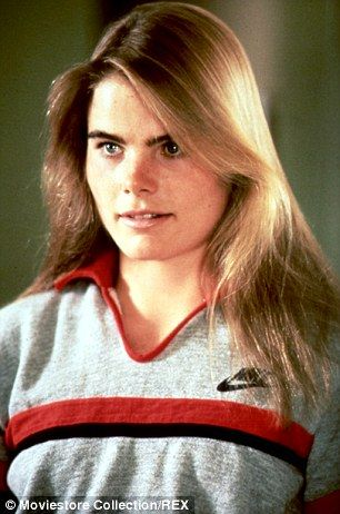 mariel hemingway image gallery 2014 | Hollywood love her: In 1982's Personal Best (left) and in 1983's Star ...