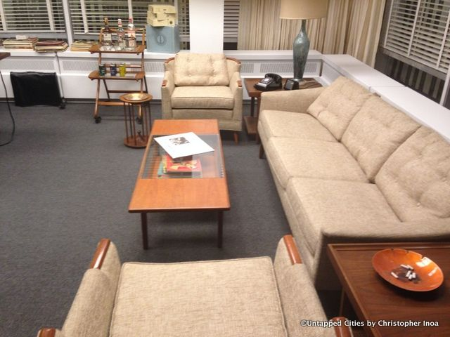 don draper office. The Couch Corner In Don Drapers Office. Draper Office