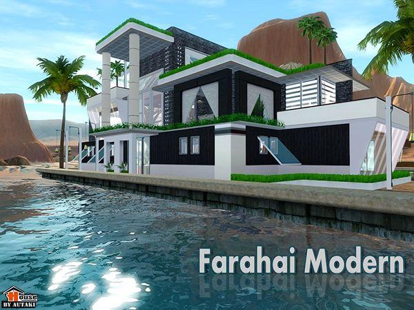 229 Besten The Sims 3 House Design Bilder Auf Pinterest | Sims 3 ... Sims 3 Wohnzimmer Modern