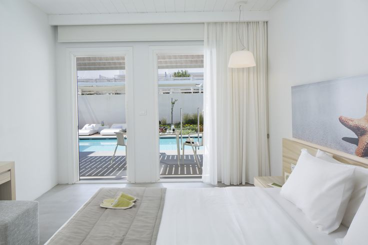 Patmos Aktis Suites & Spa #room with a #view #pool