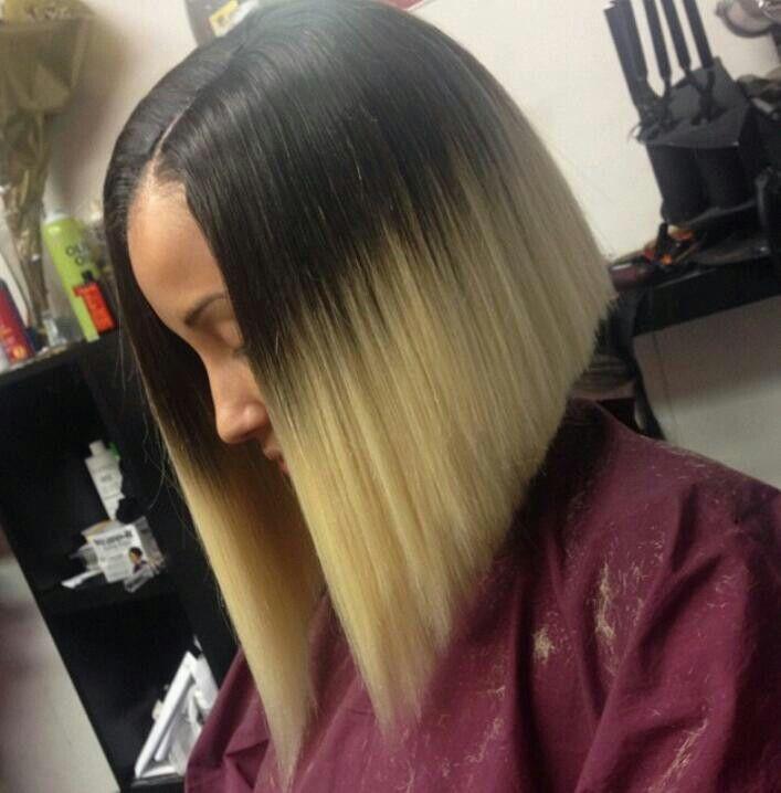 Natural Black Hair Bob Hairstyles