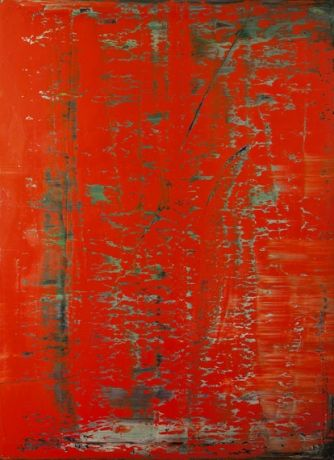 Gerhard Richter  Catch the artist at work in the Gerhard Richter documentary - must see!