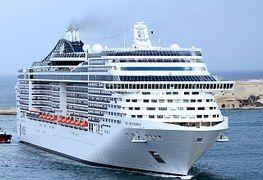 Crucero, Buque, Tráfico, Marítimo, Mar