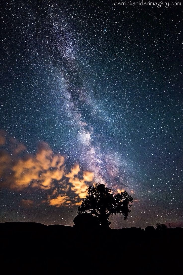 Night Is The New Day  by Derrick Snider on 500px