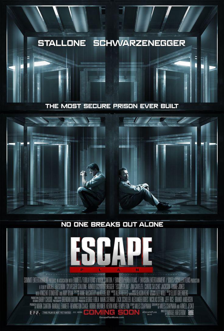 Escape Plan (2013) [1100 x 1628]