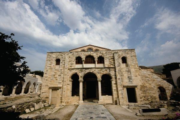 Religious destinations in Greece