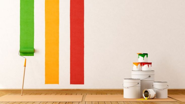 All painters at Back 2 New #Painting are fully licensed and have the experience that is needed in using all kinds of work platforms