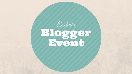 Blogger Event 101 – What to Expect.