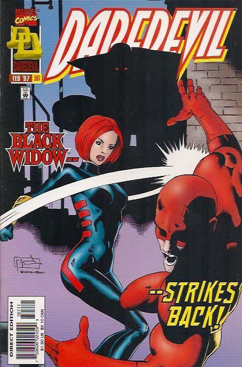 Daredevil 361 (1st Series)    Boeken / Comics, Comics, Daredevil www.detoyboys.nl