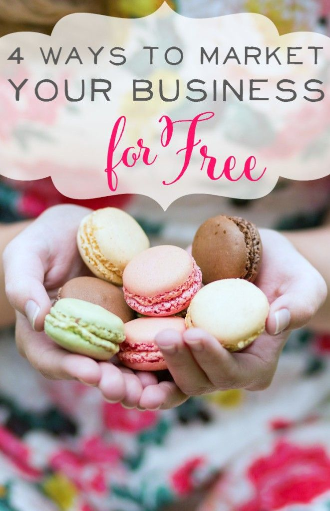 4 Ways to Market Your Business for Free. You don't have to go into debt to grow your business. There are so many ways to market it online. Learn four ways to market your business and the best strategies for each: Pinterest Marketing, Instagram Marketing, Email Marketing, and Guest Posting. Great Business Advice for Women.