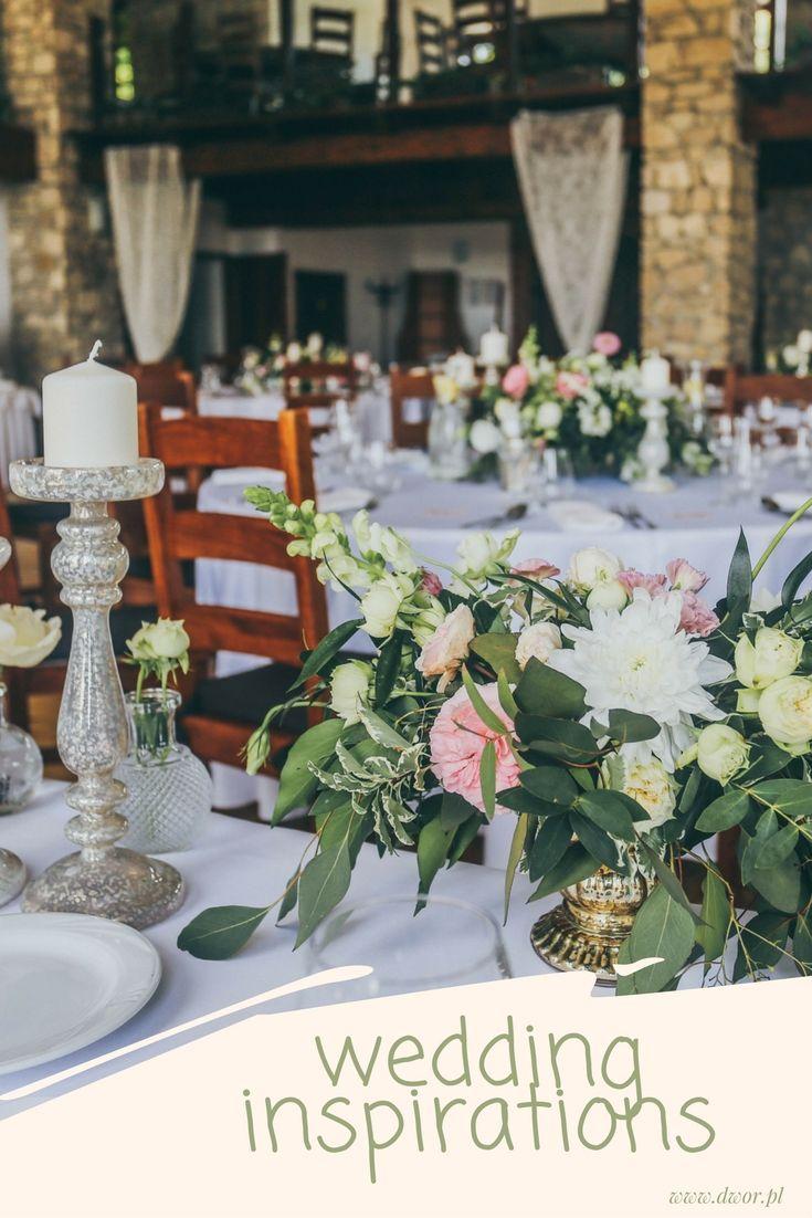 Najpiękniejsze wesele w Dworze w Tomaszowicach - Oranżeria / The most beautiful wedding venue in Tomaszowice Manor - Orangery ------------ rustic wedding decorations