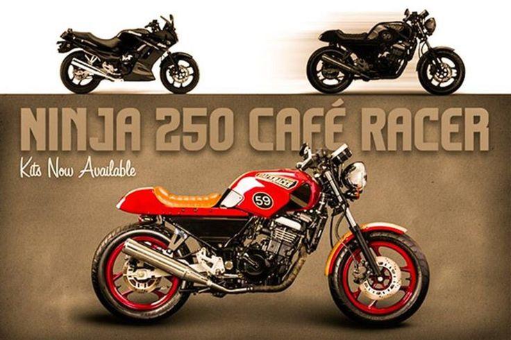 Converting Ninja  Cafe Racers