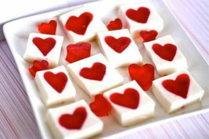 valentine's day jello shots