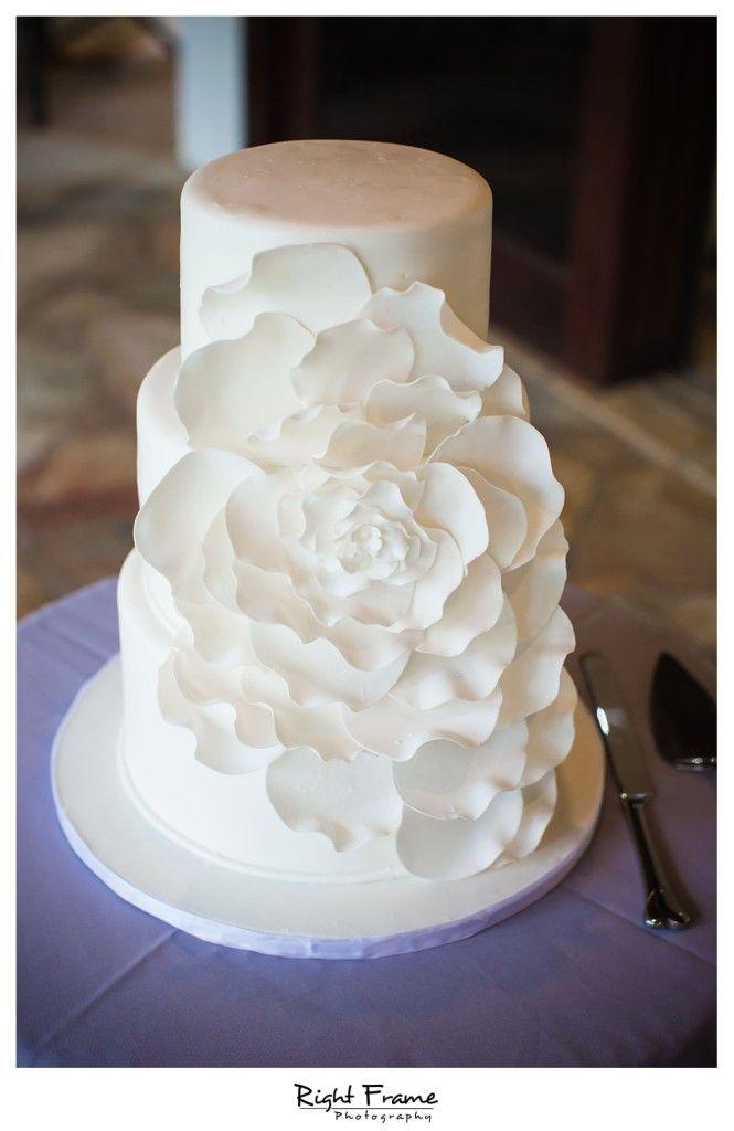 Hale Koa Wedding Cake