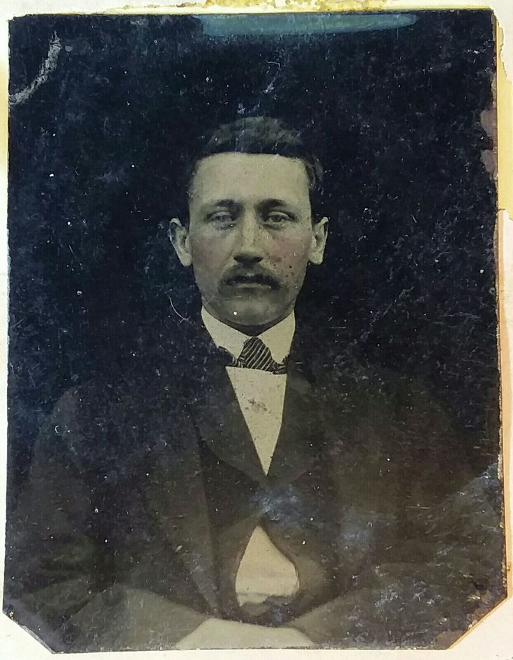 James Earp, Original image from the collection of P. W. Butler.