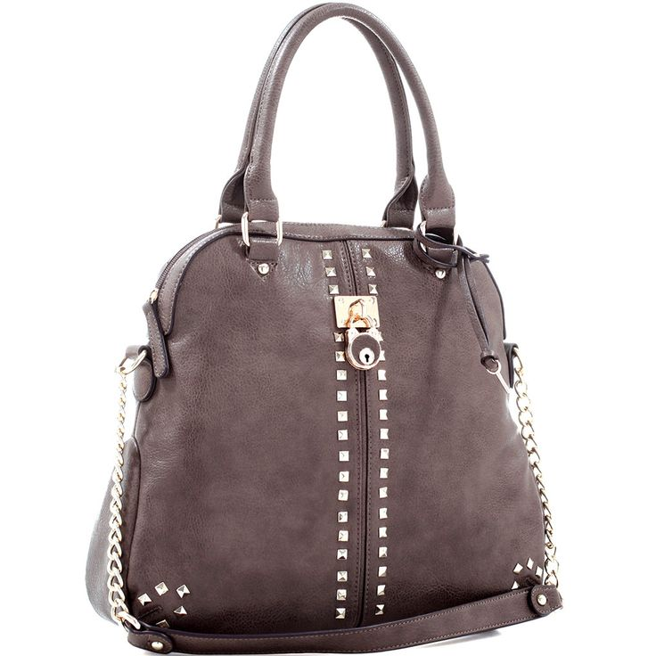 Concealed Carry Ambidextrous Designer Inspired Satchel Handbag | The Wanted Wardrobe Boutique