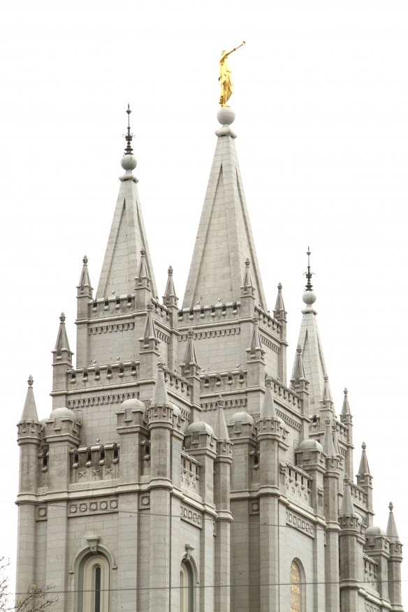 Mormon Temple SLC